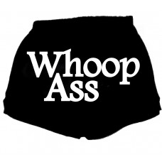 Whoop Ass Fitness Short with Attitude
