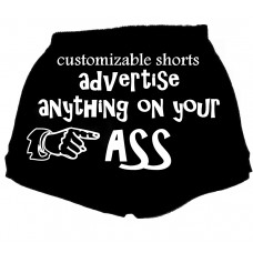 Customize Shorts-You Design Them Your Way