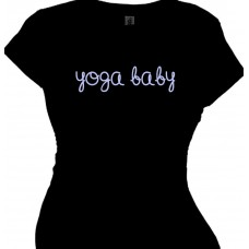 Yoga Baby - Maternity T-Shirt Yoga