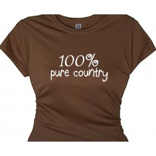 100% Pure Country - Country Gal Tee Shirts