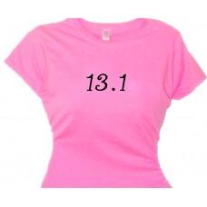 13.1 Half Marathon Runners T Shirt