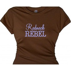 Redneck REBEL Country Girls T-Shirt for Women
