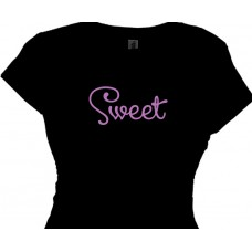 SWEET - Women's Sweet Slogan T Shirts