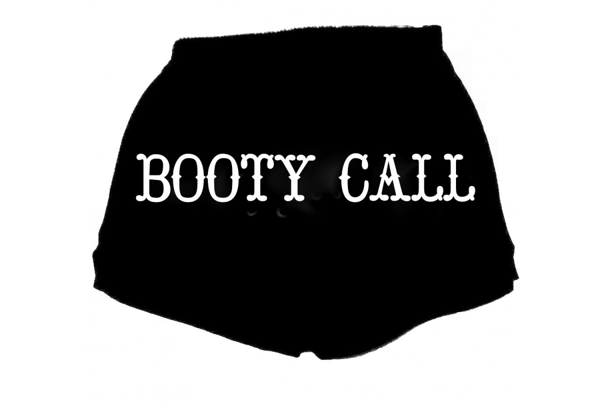 funny booty call quotes