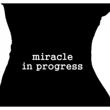 Miracle in Progress - Momma Maternity Tee