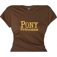 Pony Princess Girls Pony Tee Shirt