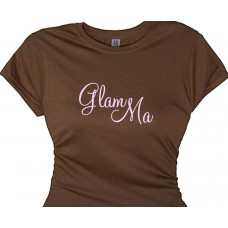 glam ma -  grandmothers Funny t shirts