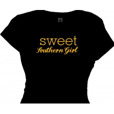 Sweet Southern Girl - Country Cowgirl T Shirt